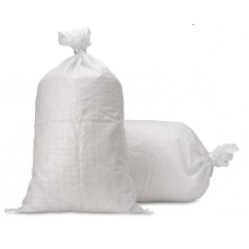 "Sand Bag sacks, White, 14"" x 26"" with UV protection, Multi-Packs"